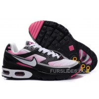 Women's Nike Shox TR Shoes Black/White/Pink Authentic