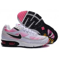 Women's Nike Shox TR Shoes White/Black/Pink Discount