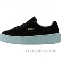 PUMA By Rihanna Creepers (Womens) - Peacoat / Cool Blue Discount YFSpP3