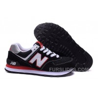 Lastest New Balance 574 2016 Women Black 8h6PP3m