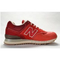 Cheap To Buy New Balance 574 2016 Women Red XRaWc
