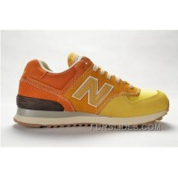 Top Deals New Balance 574 2016 Women Yellow Gf8fmHN