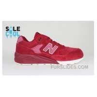 Authentic 2016 New Balance 580 Women Red DwJnz