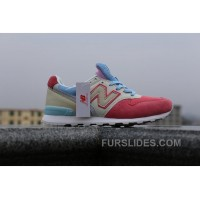 Authentic 2016 New Balance WR996 Women Ice Cream Pink NZz6XcY