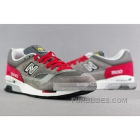 For Sale New Balance 1500 Women Grey Red JSnsM