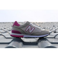 For Sale New Balance 515 Women Grey Pink WHWPk