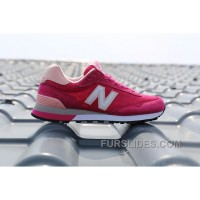 Lastest New Balance 515 Women Pink Red 5eZWKi