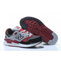 Online New Balance 530 Women Grey Red D6y2r