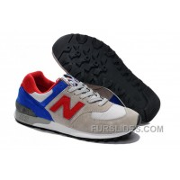 Cheap To Buy New Balance 576 Women Grey Blue 6HxrK