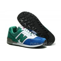 Christmas Deals New Balance 576 Women White Green Blue Tss7E5