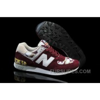 Christmas Deals New Balance 576 Women Wine Red Sk5fWQ