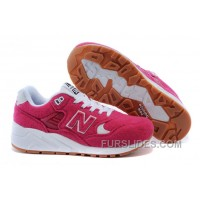 Lastest New Balance 580 Women Water Red QdhDwH