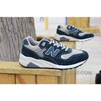 Discount New Balance 580 Women Dark Blue XGRJa