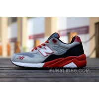 Top Deals New Balance 580 Women Grey Red 8Smiyh