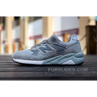 Discount New Balance 580 Women Grey DNhYjmR