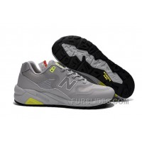 Christmas Deals New Balance 580 Women Grey 7kQp64