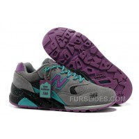 Discount New Balance 580 Women Grey P75Fp