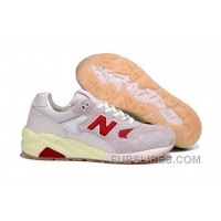 Cheap To Buy New Balance 580 Women Light Grey WtSyhW