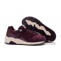 Christmas Deals New Balance 580 Women Purple NJKym