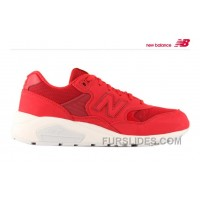 For Sale New Balance 580 Women Red Z34XyQk