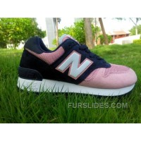 Authentic New Balance 670 Women Blue Pink AReGBB