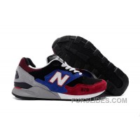 For Sale New Balance 878 Women Blue Red Black A43jpMQ