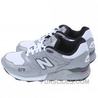 Authentic New Balance 878 Women Grey XdP7det