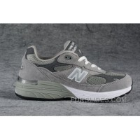 Lastest New Balance 993 Women Grey Nzm7Z