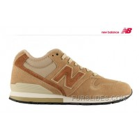 Lastest New Balance 996 Women Beige QSTH4