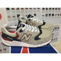 Lastest New Balance 999 Women Beige HSw58