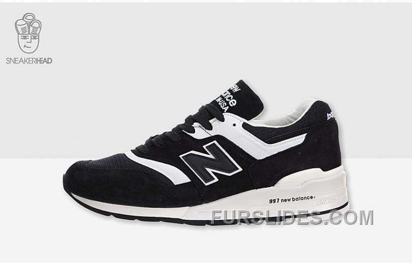pretty nice 4e671 69348 New Balance 997 Men Black Online 211457