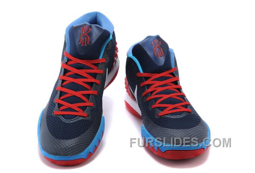 info for b388c 384ab Cheap To Buy Nike Kyrie 1 Red White And Blue MpwtM