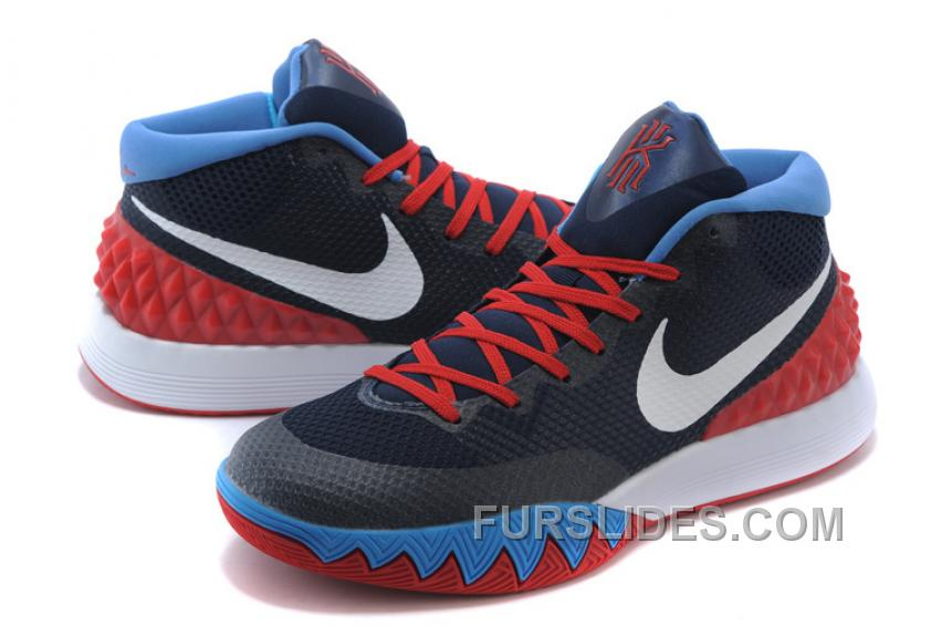 info for 11ecd 2f349 Cheap To Buy Nike Kyrie 1 Red White And Blue MpwtM