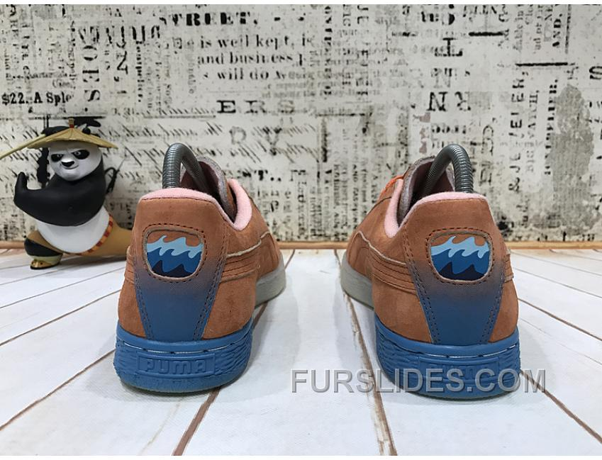 Puma X Pink Dolphin Suede Capsule Collection Women Men For Sale 6HEEK