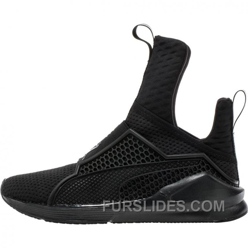 Cheap To Buy Puma Fenty X Rihanna The Trainer (Womens) - Black FKxxyNb